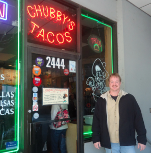 Chubby's Tacos Owner, Jody